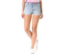 Skin - Shorts für Damen - Blau
