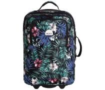 Wheelie - Reisetasche für Damen - Schwarz