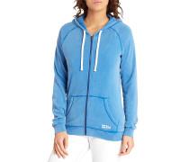 Essential - Kapuzenjacke für Damen - Blau