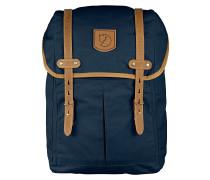 No.21 Medium Rucksack - Blau