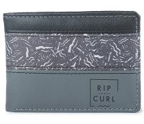 Slim Pu Split - Geldbeutel für Herren - Grau