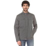 Cotton Biker - Jacke für Herren - Grau