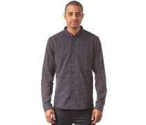 Kieran Plus L/S - Hemd für Herren - Blau