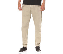 Dadin Lt Wt King Stretch Bt - Trainingshose für Herren - Beige