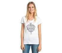 Severda - T-Shirt für Damen - Weiß