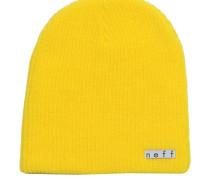 DailyMütze Gelb