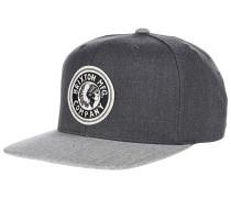 Rival Snapback Cap - Grau