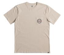 Junction Pocket - T-Shirt für Herren - Weiß