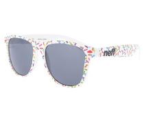 Daily Shades Sonnenbrille - Weiß