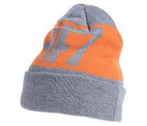 47Pom - Mütze - Grau