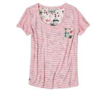 Tezal - T-Shirt für Damen - Weiß