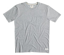 Basic Pocket - T-Shirt für Herren - Grau