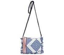 Walking In The Air - Handtasche für Damen - Blau