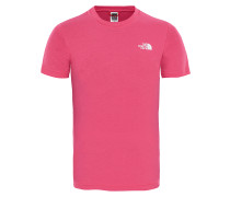 Simple Dome T-Shirt - Pink
