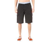 Slambozo - Cargo Shorts für Herren - Schwarz