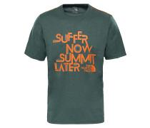 MA Graphic Reaxion AMP Crew - T-Shirt für Herren - Grün