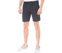 Twill - Shorts für Herren - Blau