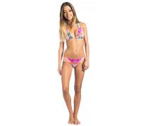 Euphoria Halter - Bikini Set für Damen - Mehrfarbig