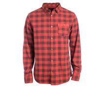Check It L/S - Hemd für Herren - Rot
