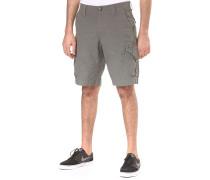 Slambozo - Cargo Shorts für Herren - Grau