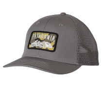 Climb A MountainTrucker Cap Grau