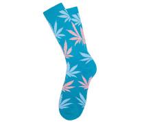 Plantlife Crew - Socken für Herren - Blau