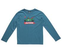 Cocci Bear - Langarmshirt für Jungs - Blau