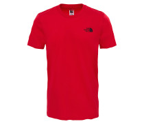 Simple Dome - T-Shirt für Herren - Rot