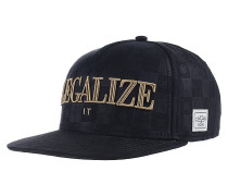 Legalize It Snapback Cap - Schwarz