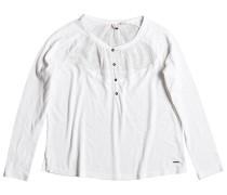 Dreamland - Langarmshirt für Damen - Weiß