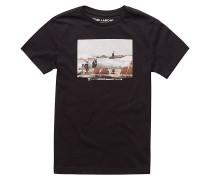 Life S Short - T-Shirt für Jungs - Schwarz
