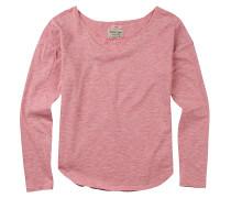 Holbrook - Langarmshirt für Damen - Rot