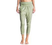 Ultra Violet - Stoffhose für Damen - Grün