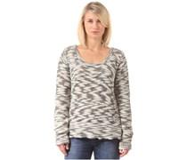 Dafne - Strickpullover für Damen - Grau
