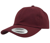 Low Profile Cotton TwillSnapback Cap Rot