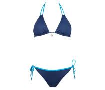 Eden - Bikini Set für Damen - Blau