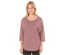 Lived in Snow - T-Shirt für Damen - Rot