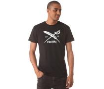 Daily Flag - T-Shirt für Herren - Schwarz