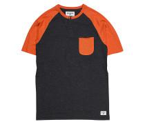All Day Raglan Crew - T-Shirt für Herren - Schwarz