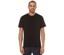Basic Crew - T-Shirt - Schwarz