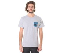 Tropiskull Pocket - T-Shirt für Herren - Grau