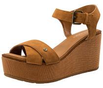 Stone Platform - Sandalen für Damen - Braun