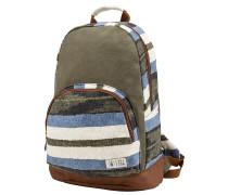 Schoolyard Canvas - Rucksack für Damen - Schwarz