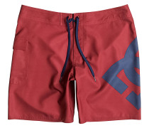 Lanai 18 - Boardshorts für Herren - Rot