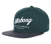 Sama - Snapback Cap für Herren - Grün