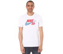 Dry S+ Denim - T-Shirt für Herren - Weiß