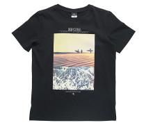 Good Day By Day 2 - T-Shirt für Jungs - Schwarz