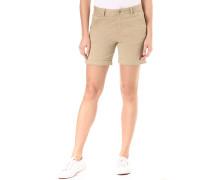 Alka - Chino Shorts für Damen - Beige