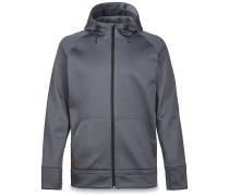Wasco Tech Fleece - Kapuzenjacke für Herren - Grau