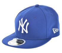 59 Fifty MLB League Basic New York YankeesFitted Cap Blau
